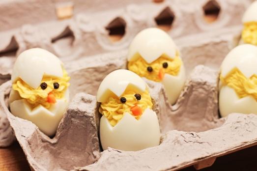 Chick Eggs